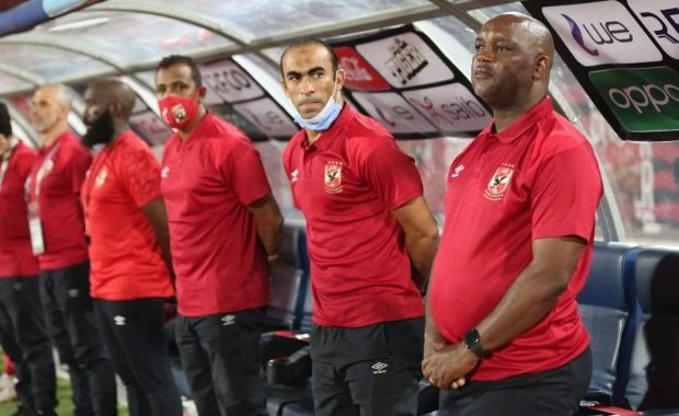 Mosimane pressure at Al Ahly intensifies as Cairo giants planning to bring in Germany manager