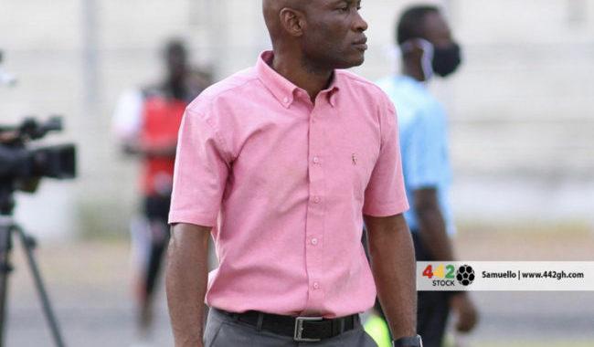 Kotoko announce Prosper Nettey Ogum as new head coach ahead of 2021-2022 season