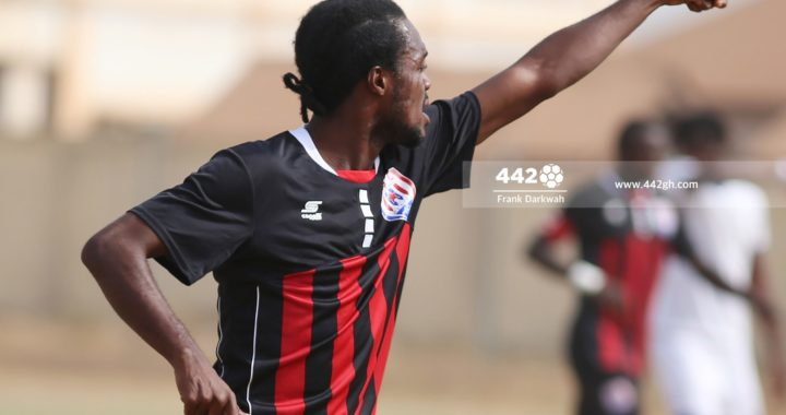 Richmond Lamptey: Asante Kotoko announce first summer signing from Inter Allies