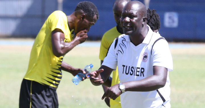 Tusker boss Matano relishes Zamalek tough test in Caf Champions League