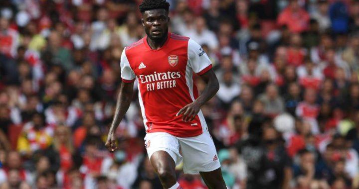Thomas Partey impressive display saw Arsenal thrash Tottenham in London derby