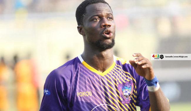 Richard Boadu to Asante Kotoko confirmed by Medeama SC until 2025