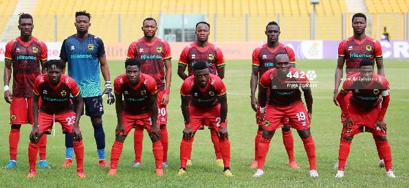 Asante Kotoko pre-season friendly against Atletico Arabia FC canceled