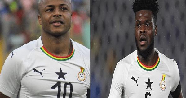 Andre Ayew: Ghana captain talks up Partey and Kudus return for Zimbabwe clash