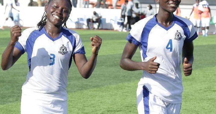 Ghana Women's Zonal Championship as Essiam Ladies beat Army Ladies, Faith Ladies humiliate Valued Girls
