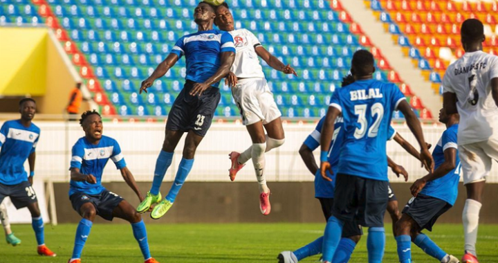 How new boss Finidi George got Enyimba first win against Diambars FC in Caf Confederation Cup in Senegal