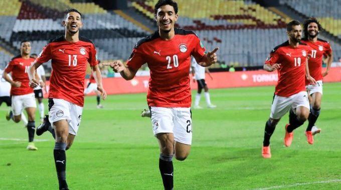 Debutant Omar Marmoush fires Egypt past tough Libya as Pharaohs climb to top of Group F