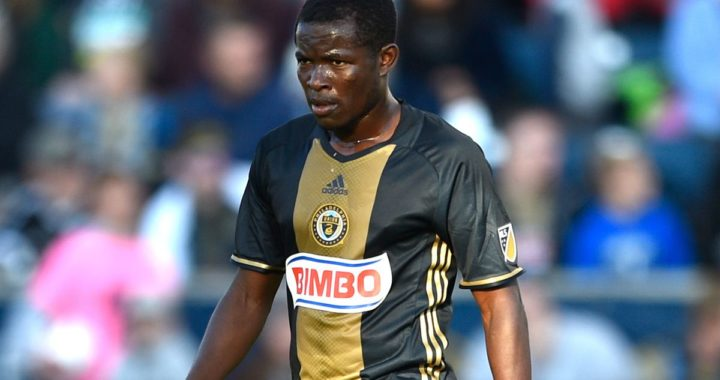 Cameroonian forward Eric Ayuk joins Egyptian Premier League outfit Pharco FC on 3-year deal