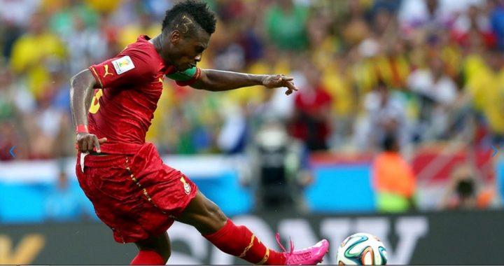 Asamoah Gyan lauds Hearts of Oak boss Samuel Boadu as BEST COACH in Ghana