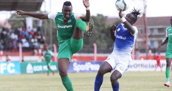 Gor Mahia captain Harun Shakava closes in on move to Ugandan side Police FC