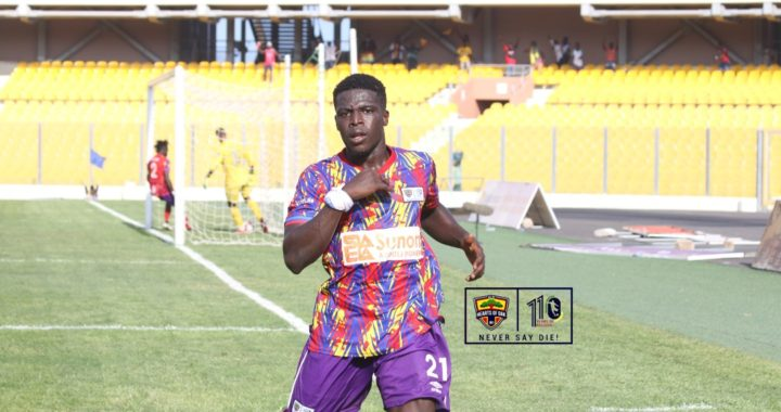Match Report: Hearts of Oak 1-0 Wydad Athletic as Isaac Mensah strikes, more about the game Caf Champions League first round first leg