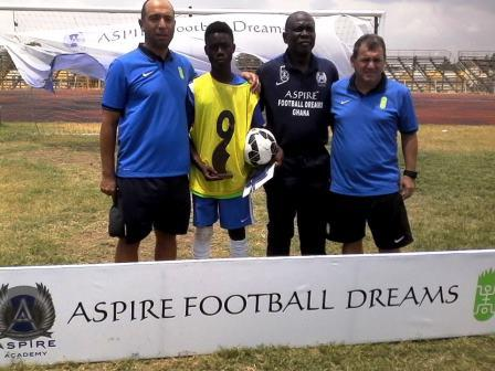 Kotoko capture signing of talented midfielder Joseph Amoako from Young Red Bull FC