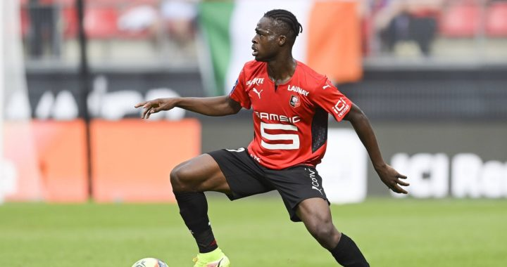 Kamaldeen Sulemana praised by Stade Rennes teammate Jonas Martin after Ghanaian's impressive start to life in French Ligue 1