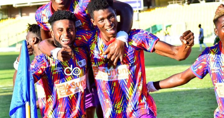 Hearts of Oak confident of crushing out Wydad Casablanca in second leg of Caf Champions League