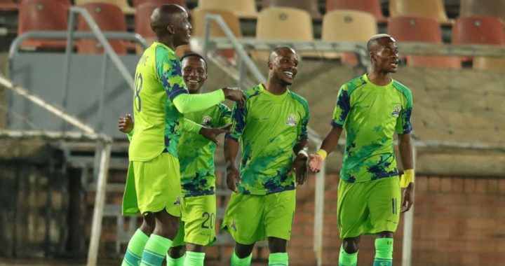 South African side Marumo Gallants pull surprise in Caf Confederation Cup after stunning AS Vita Club to reach play-off round