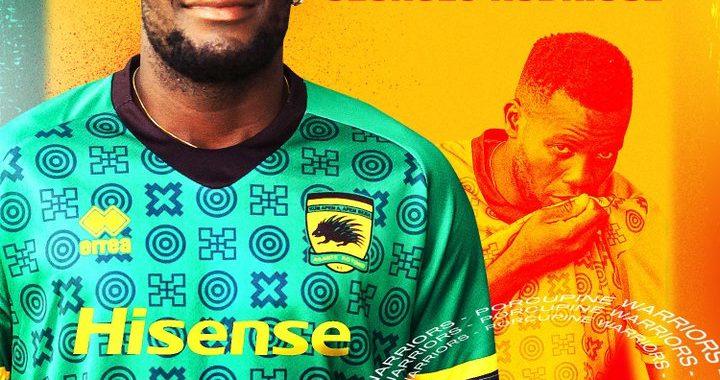 Kotoko announce Cameroonian forward Mbella Etouga and George Mefegue transfers