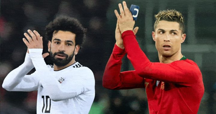'Salah's left foot is better, Ronaldo in the air' – Klopp and Solskjaer compare Liverpool and Man United superstars