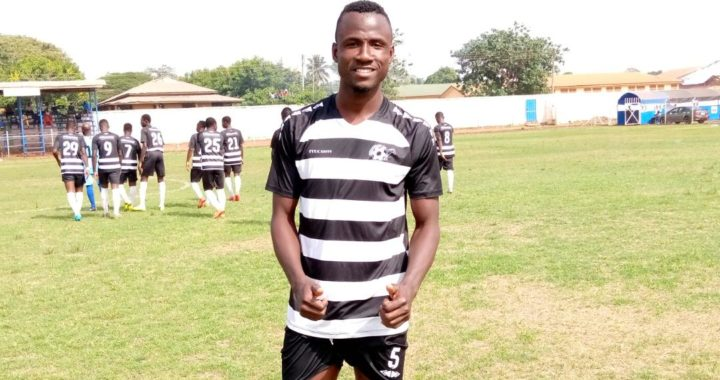 Asante Kotoko announce signing of Steadfast FC midfielder Sheriff Mohammed on 3-year deal