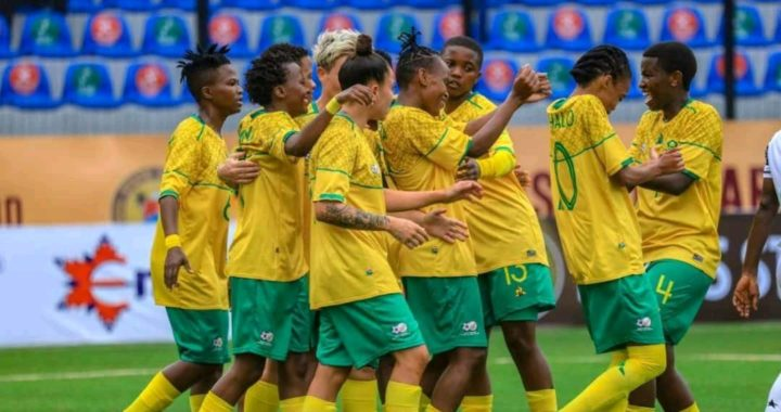 South Africa beat Ethiopia 3-1 to extend lead in Group G of African World Cup qualifiers