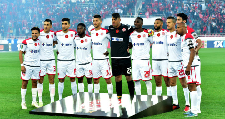 Wydad Athletic suffer MAJOR injury concerns as five stars miss ahead of Caf Champions League game against Hearts of Oak