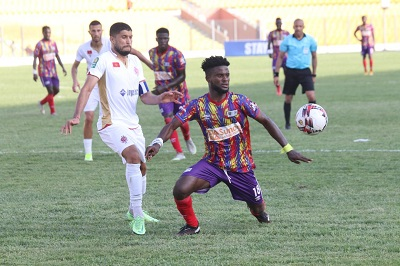 Wydad Casablanca vs Hearts of Oak confirmed lineups as Ghanaian side make two changes from first leg