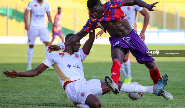 Wydad Athletic will host Hearts of Oak in Champions League second leg on Saturday evening in Casablanca