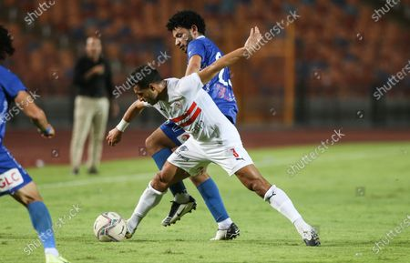 ZAMALEK announce squad for Caf Champions League game against Kenyan Champions Tusker FC five U-23s included