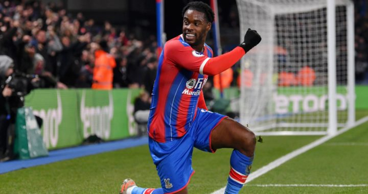Jeffrey Schlupp second half goal rescues Crystal Palace from Leicester City defeat in 2-2 draw at Selhurst Park